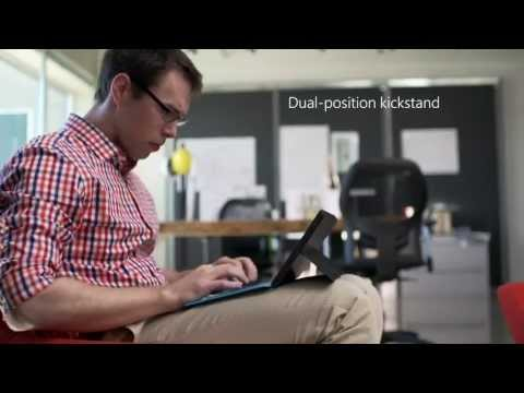 Microsoft Surface Pro 2 Features Official