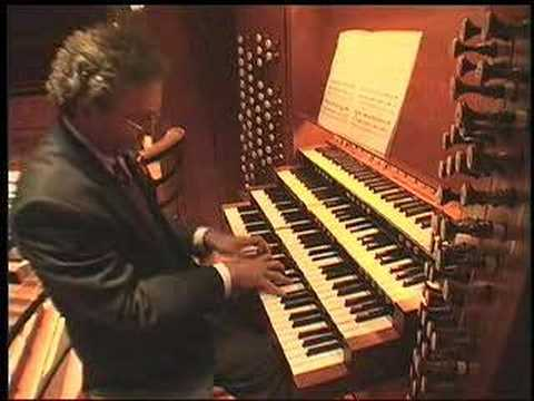 Meyerson - John Balka plays the popular Toccata in B minor by Eugene Gigout on the Fisk organ in Meyerson Symphony Center, Dallas, Texas USA. The late John Balka will b...