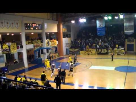 AEK-ΟΦΗ 78-74 (Α2 2013-14)