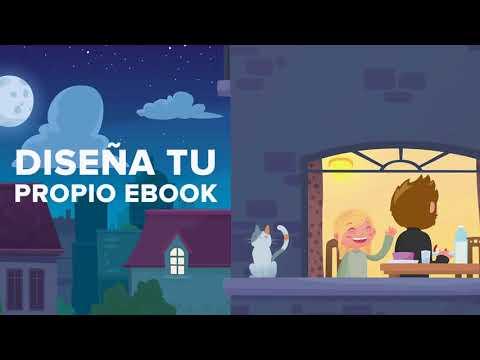 Ilustra y Maqueta un eBook Infantil