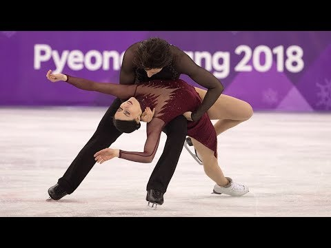 'Magical to see': Tessa Vitue and Scott Moir's iconic performance (видео)