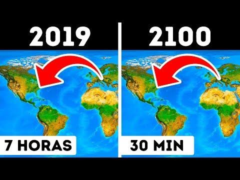 Você não vai reconhecer o mundo em 2100