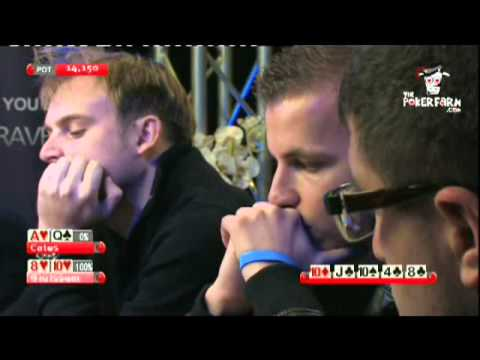High Stakes Cash Game - Jungleman v&#39;s Philipp Gruissem
