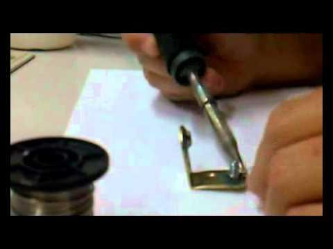 Pletinas de bronce videos videos relacionados con - Como soldar hierro ...