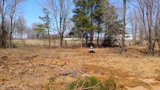 10. Muddhole 2014 honda rancher 420 AT IRS