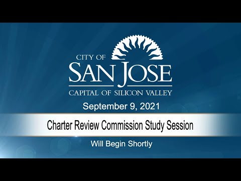 SEP 09 2021 | Charter Review Commission