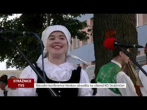 TVS Strážnice: Národní konference Venkov obsadila na tři dny KD Strážničan