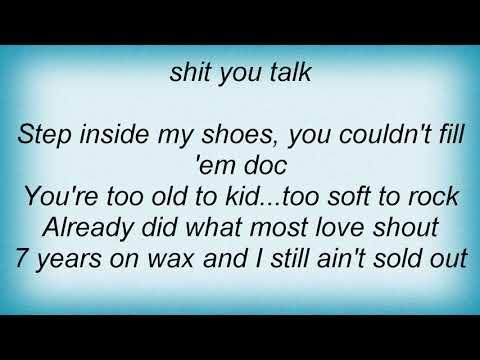 Kid Rock - Devil Without A Cause Lyrics