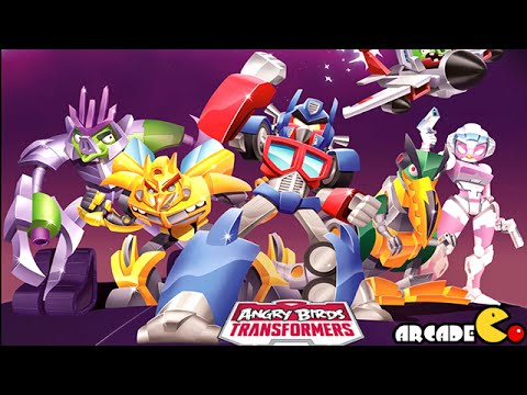birds - Angry Birds Transformers Gameplay Walkthrough part 23 Angry Birds Transformer By Rovio Entertainment Please Subscribe for more videos ▻ http://goo.gl/6JFyIl In the game, there are six Autobirds...