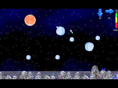 Video of Solar System Lander