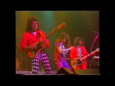 Más duro que nunca 24 horas de rock 1986