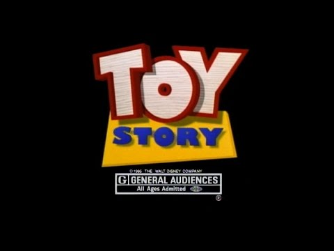Toy Story (1995) TV Spot Collection (60fps)