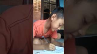 Cara menggambar Uzumaki  Naruto