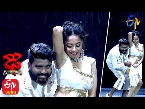 Tejashwini Performance | Dhee Champions |  8th July 2020  | ETV Telugu