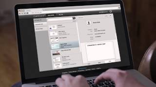 CamCard Free - Business Card R YouTube video
