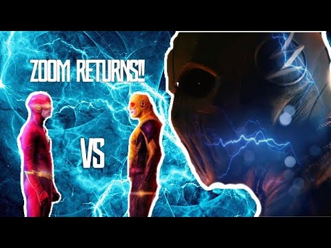 The Flash 5x12 Predictions,zoom Returns And Reverse Flash Vs The Flash Fight Scene!!