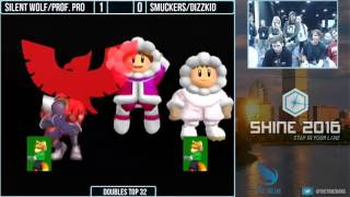 Shine 2016 Melee Doubles Top 32
