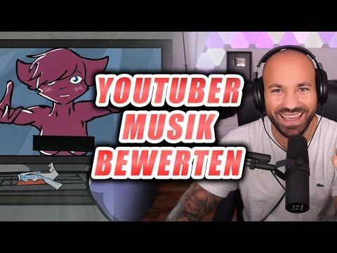 """Freakso - GAMEPAD / Ich bewerte """"MUSIK"""" von Youtubern"""