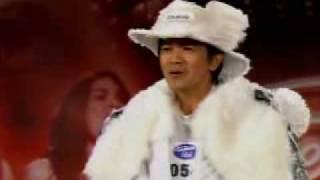 "American Idol 7 Season  Renaldo Lapuz ""I Am Your Brother"""
