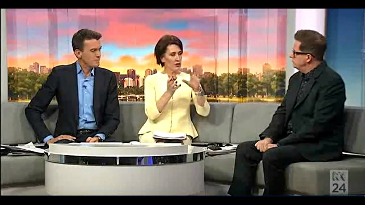 Matthew talks to ABC Breakfast in Australia