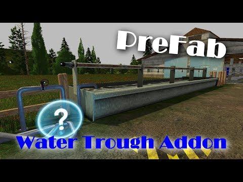 Water Trough Addon (Prefab) v1.0.1.1