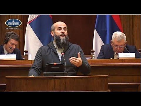 Dr. Zukorlić na javnom slušanju o krađi beba iz porodilišta