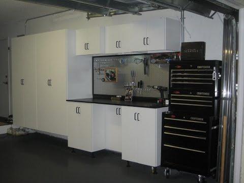 Furniture. Metal Garage Storage Cabinets