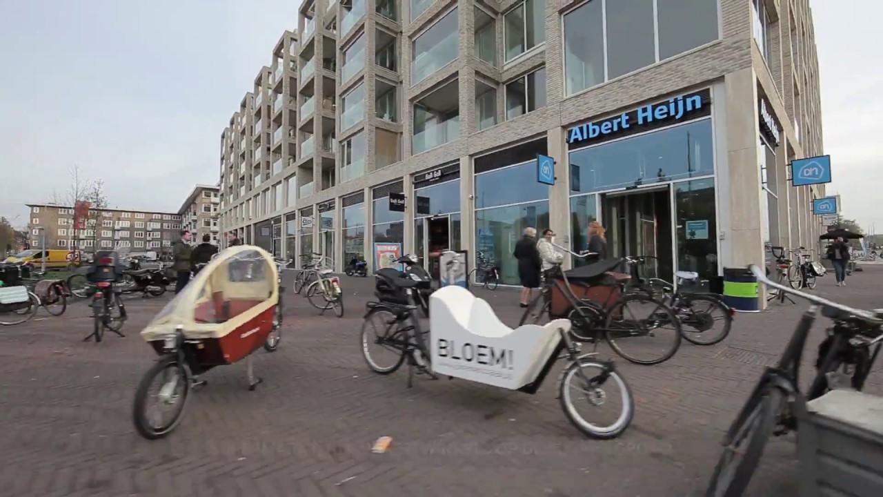 Amsterdam, Stadionplein 135 II