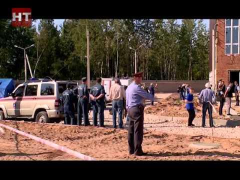Одной из главных тем брифинга губернатора стало ЧП на строящейся тренировочной базе ОМОНа