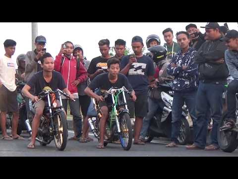 Jupiter Mrt Racing @stephanus Vs Fu Sepur Racing @ilham (win Fu) Street Racing