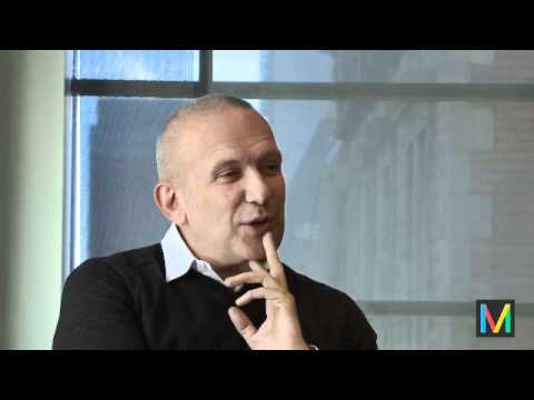 Video | Jean Paul Gaultier Interview