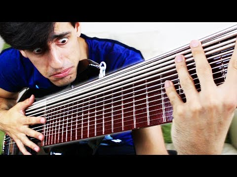 15 STRINGS BASS SOLO