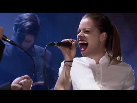Píseň Čau lásko! - zpěv Hana Holišová a David Kraus - Show Jana Krause 28. 9. 2016