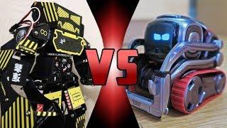 ROBOT DEATH BATTLE! - Super Anthony VS Metal Cozmo - Collector's Edition