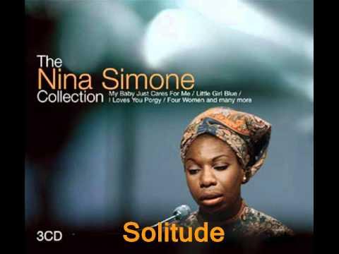 Tekst piosenki Nina Simone - In My Solitude po polsku