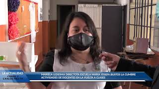 MISA EN LA PARROQUIA DEL CARMEN LA CUMBRE: VIDEO CON LA MISA DEL MIERCOLES DE CENIZA