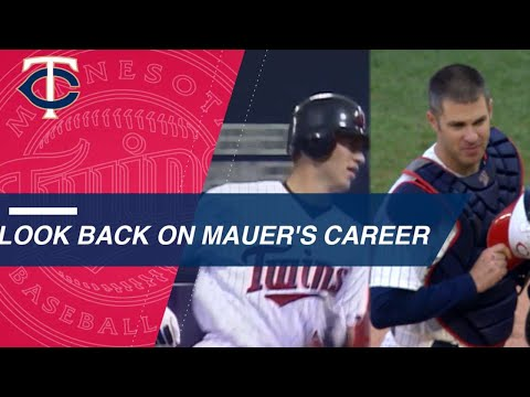 Video: Look back on Joe Mauer's most memorable moments