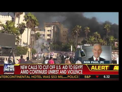 Ron Paul Fox News Jul 29, 2013