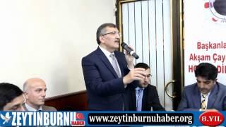 Zeytinburnu Belediye Başkanı Murat Aydınla Akşam Çayı Seyitnizam Mahallesindeydi 2013