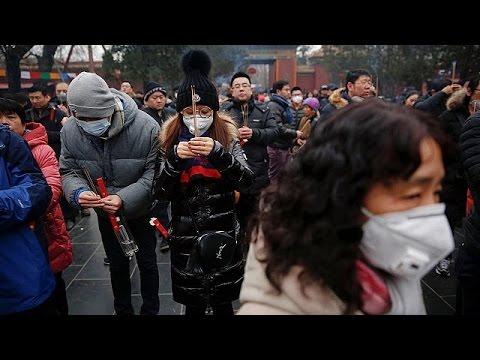 Οι εορτασμοί για το Κινεζικό Νέο Έτος