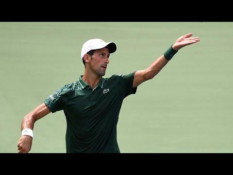 Rogers Cup: Νίκες για Τζόκοβιτς – Βαβρίνκα