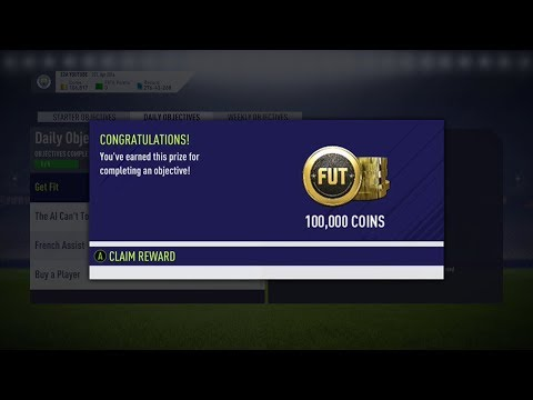 HOW TO GET FREE COINS ON FIFA 18 WITH NO TRADING! 🤑 (Unlimited Free Coins)