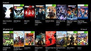 Presentazione Xbox Game Pass