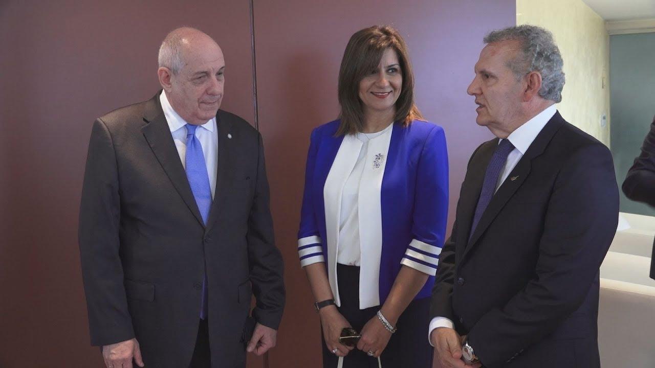 Τριμερής συνάντηση Ελλάδας, Αιγύπτου και Κύπρου για την προετοιμασία του προγράμματος «Νόστος»