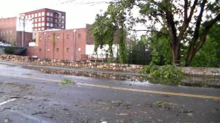 Maryville (TN) United States  city photo : Storm damage in Maryville, TN