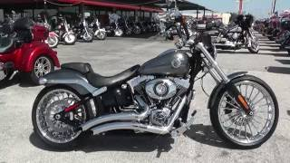 6. 021768 - 2014 Harley Davidson Softail Breakout FXSB - Used motorcycles for sale