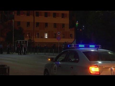 Κόσοβο: Επίθεση με εκρηκτικό μηχανισμό στη Βουλή