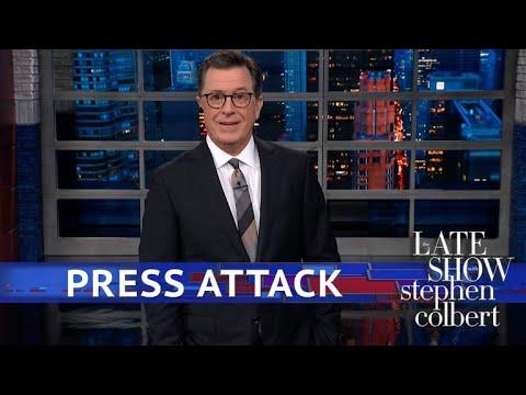 Trump Freely Criticizes the Free Press