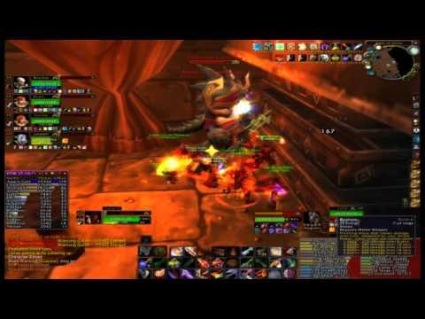 Final Exit vs. Broodlord Lashlayer   – Feenix wow private server –