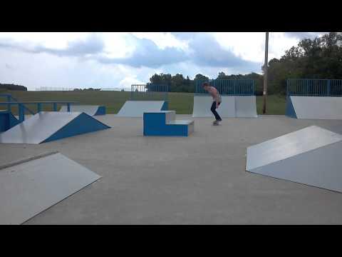 Watertown skatepark